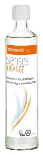 500 ml Nachfüllflasche SODASAN Raumduft senses ORANGE