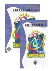 DVD Music Expressions Grade 5: DVD & Video Book