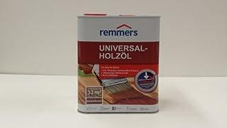 Remmers Universal Holzöl dunkelbraun 3 ltr.