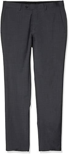 Daniel Hechter Herren Trousers NOS New Anzughose, Grau (Darkgrey 940), Keine Angabe (Herstellergröße: 106)