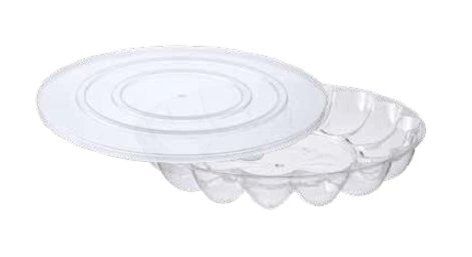 Hanna K Signature Collection - Deviled Egg Tray with Lid