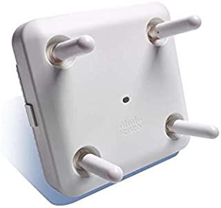 Cisco AIR-AP2802E-E-K9 Color Blanco - Punto de Acceso (External, IEEE 802.11a, IEEE 802.11ac, IEEE 802.11g, IEEE 802.11n, IEEE 802.3, IEEE 802.3ab, IEEE 802.3ad, IEE, Color Blanco, Techo, Pared)
