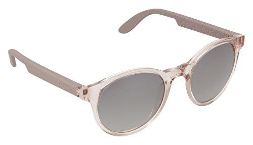 Carrera 5029/S IC Gafas de sol, Rosa (Transparent Pink Mauve/Grey Silver Mirror Shaded), 49 Unisex-Adulto