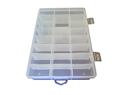 Organizer prodotti Cf 1 pz dimensioni 20 x 13 x 3.5 cm accessori ferramenta