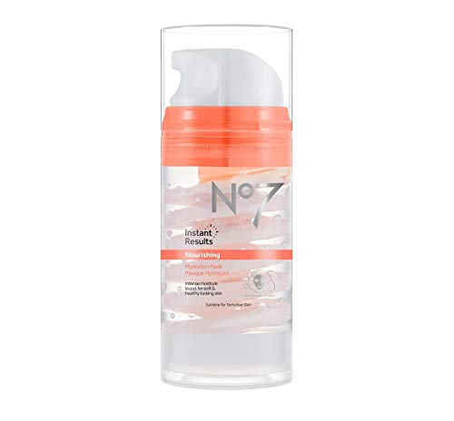 No7 Instant Results Nourishing Hydration Mask