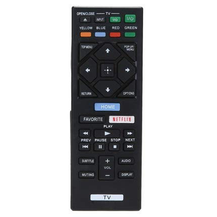 Lowest Prices! Universal Replacement Remote Control Fit for RMT-VB100I RMT-VB100U for Sony Blu-ray D...