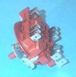 ANCASTOR Conmutador de 4 Posiciones + 0 Horno Teka
