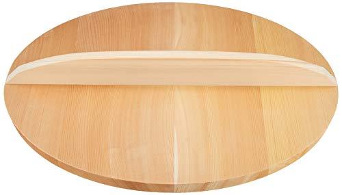 EBM さわら 木蓋 39cm(ギョーザ鍋36cm用蓋兼用)