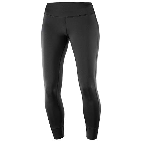 SALOMON Damen Mantra Tech Leg Sport-Leggings, Black, S