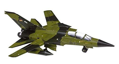 UMBUM Innovateur 3D Puzzle - Bombardier Panavia Tornado - Сasse-tête innovateur de Série Aviation by Clever Paper