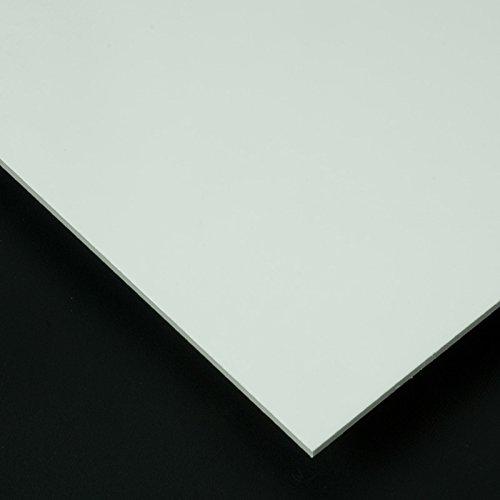Poliestireno Plancha Din A3 Medidas 29,7cm x 42cm Grueso 1mm Color blanco