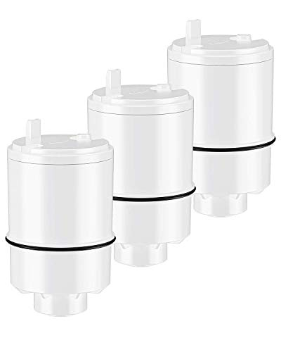 Fil-fresh RF3375 Water Filter Replacement for PUR RF3375 Faucet Water Filters, FM-2000B, FM-3700B, 3 Pack