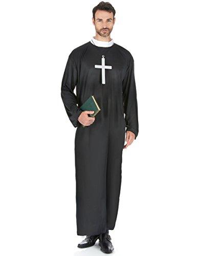 Generique - Déguisement prêtre Homme M / L