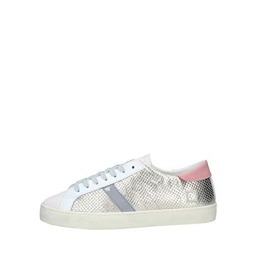 D.A.T.E. W321-HL-RO-PL Sneakers Damen, Gold - Gold - Größe: 39 EU