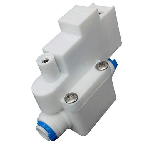 Almencla Purificador de Agua Interruptor de Presión de 2 Puntos Que Evita Que La Bomba Funcione Al Ralentí