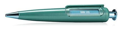NPW NPW57751 Neuartiger Kugelschreiber für Entscheidungsfinder - grün Was würde eine Meerjungfrau tun Stift