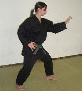 Schwarzer Karateanzug Black Dragon 12 oz (180)