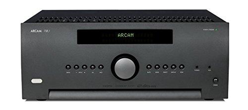 ARCAM sr250. Canali di uscita audio: 2.1 Tipo di ricevitore: stereo Rapporto di SNR: 110db. Bande sintonizzatore: DAB DAB + FM. Consumo elettrico: 600W Consumo di energia (modalità stand-by): 0,5W. larghezza: 43,3cm Profondità: 42,5cm Altezza: 1...