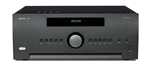 Arcam SR2502.1Kanal Stereo 3D AV-Receiver (2.1-Kanal, Stereo, 110dB, DAB, DAB +, FM, 600W, 0,5W)