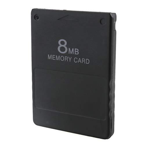 ENET - Tarjeta de Memoria (8 MB, Compatible con Sony Playstation