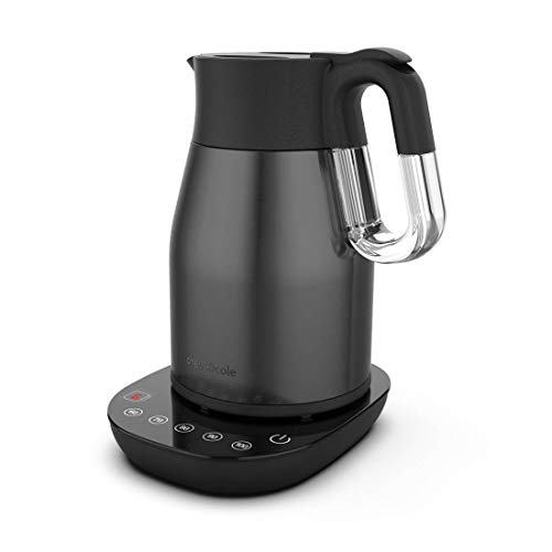 Drew&Cole RediKettle, Variable Temperature Kettle, Thermal, Digital, 1.7 Litre, Charcoal