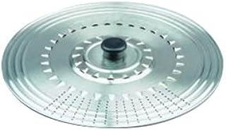 Ibili Prisma - Tapa multiuso, inox, 22–24–26 cm