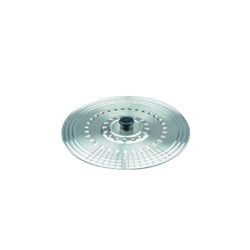 ibili 714231 Prisma Couvercle Acier Inoxydable Argent - 26-28-30 cm