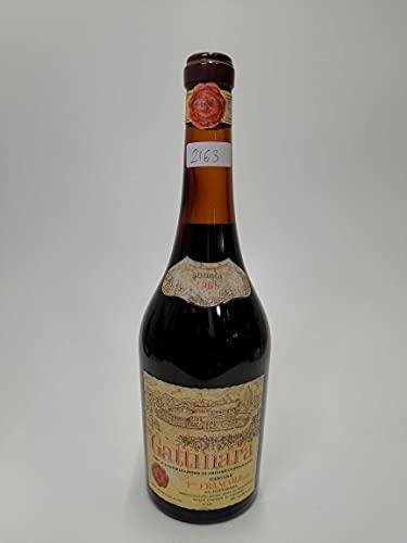 Vintage Bottle - F.lli Francoli Gattinara DOC 1968 0,72 lt. - COD. 2163