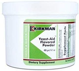 Yeast-Aid Powder - Flavored by Kirkman Labs
