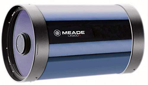 Meade ACF-12 Teleskop (305mm Durchmesser, f/10 Öffnungsverhältnis) mit Tubus und UHTC blau