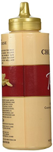 トラーニ『ホワイトチョコレートソース』