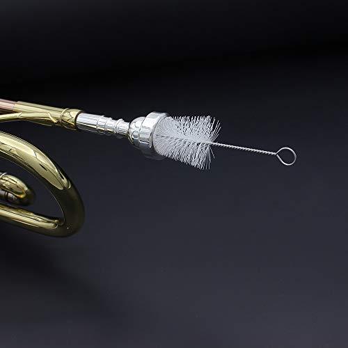 N/A NIEUWE Trompet MainteN/Enkel Schoonmaak Kit 3 Borstels/Set