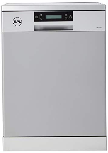 BPL 12 Place Settings Dishwasher (D812S27A, Silver, Inbuilt Heater)