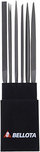 Bellota 4077-16 - Herramienta kit de 12 limas de aguja, finas y...