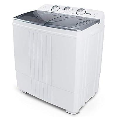 Della Small Compact Portable Washing Machine