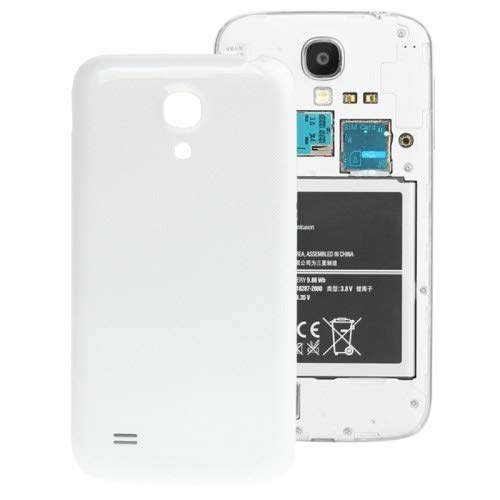CHEJHUA -Version Smooth Surface Plastic Back Cover for Galaxy S IV Mini / i9190(White) Be Applicable (Color : White)