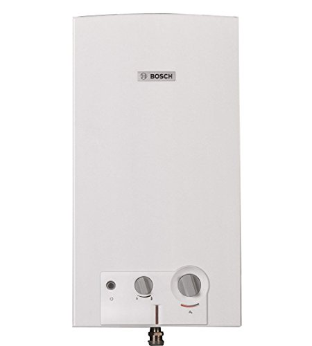 Bosch 7736504163 Scaldabagno Therm T4200 11-2 23 Met, Bianco