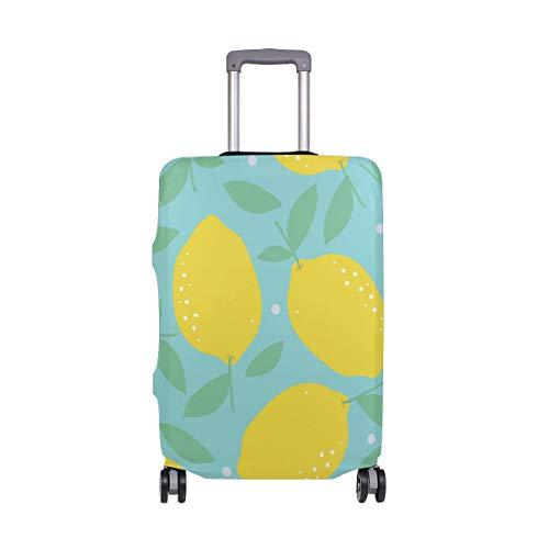 Orediy - Funda elástica para equipaje de viaje, color pastel (sin maleta), multicolor (Multicolor) - suitcasecover