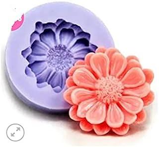 S.Han Silicone Flower Fondant Mould Gumpaste Mold Cake Decorating Tool Baking bakeware