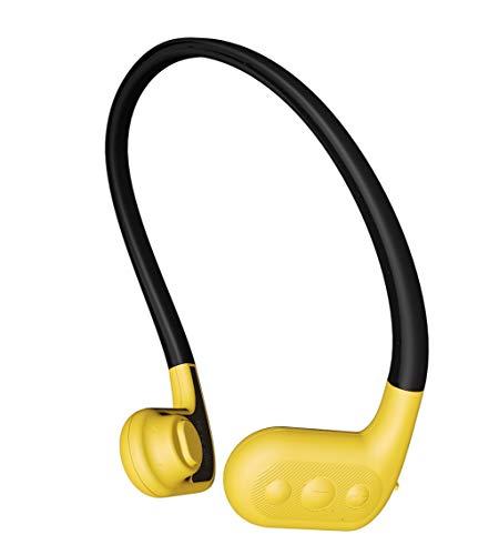 Tayogo 8GB Waterproof MP3 Player Bone Conduction Bluetooth...