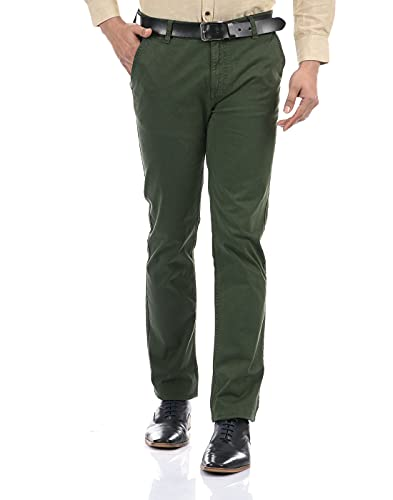Pepe Jeans Men's Relaxed Fit Slim Casual Trousers