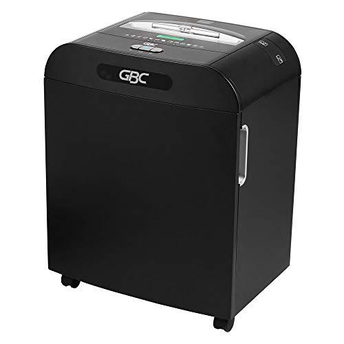 GBC Paper Shredder, Jam Free, 11 Sheet Capacity, Micro-Cut, 5-10 Users, DM11-13 (1770070)