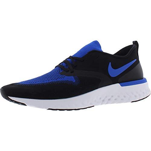 Nike Boy's Odyssey React 2 Flyknit Running Athletic Sneakers Black Size 11.5