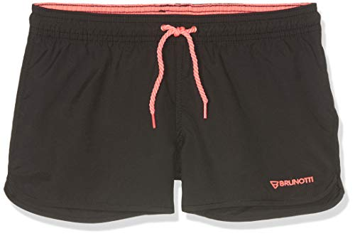 Brunotti Mädchen SS19 Glenissa JR Girls Shorts Badeshort, Black, 176