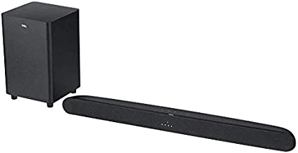 TCL Alto 6+ 2.1 Channel Roku TV Ready Home Theater Sound Bar with Wireless Subwoofer and Bluetooth – TS6110, 31.5-inch, Black (Renewed)