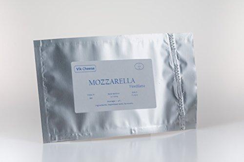 Mozzarella, 10 g - Cultivo de Queso | Queso Italiano | Cultivo seco | Fermentación de Queso | Cuajo | Bacterias del Queso | Bacterias de ácido láctico