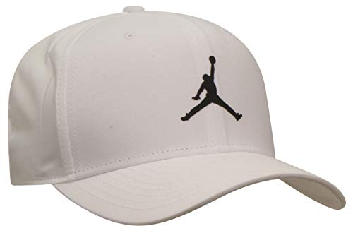 NIKE Jordan Clc99 Snapback Gorra, Unisex Adulto, White/(Black), MISC