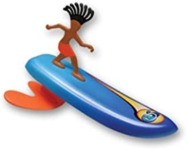 Surfer Dudes Wave Powered Mini-Surfer and Surfboard Toy - Donegan Doolin - Blue