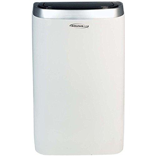 SoleusAir PSC-12-01 Portable Air Conditioner, White
