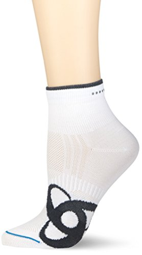 Odlo Socks Short Bike, White, 39-41